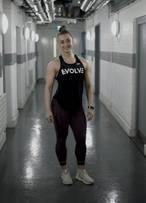Scarlet Hollands Evolve Fitness Trainer