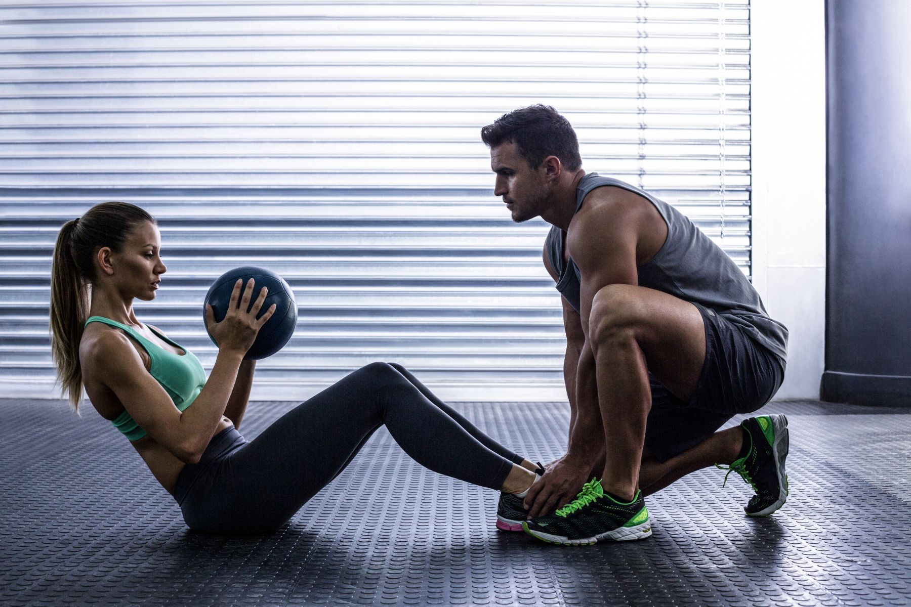personal trainer islington