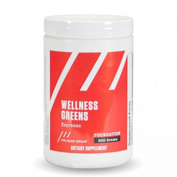 WELLNESS GREENS (ESPRESSO)