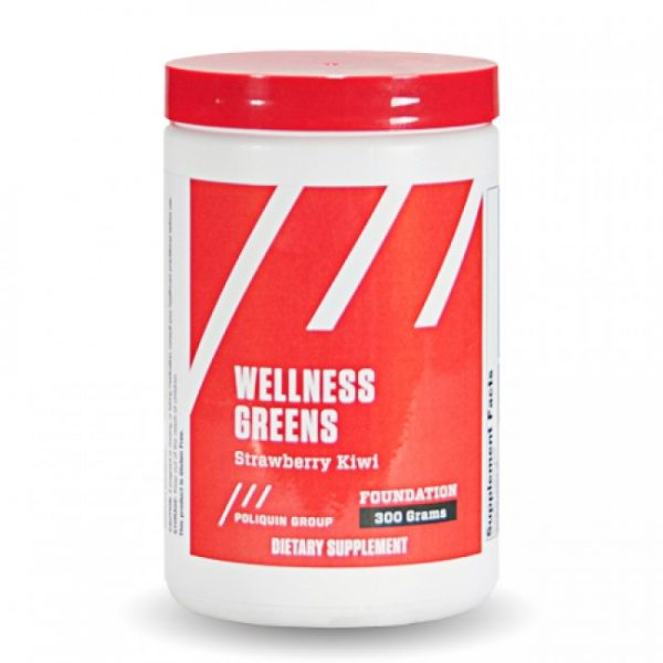 WELLNESS GREENS (KIWI - STRAWBERRY)